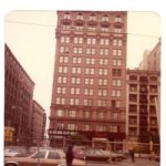 Historic Continental Building - Spring Street, Los Angeles, 1979